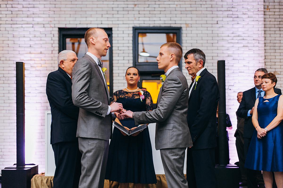 Raleigh Same Sex Wedding