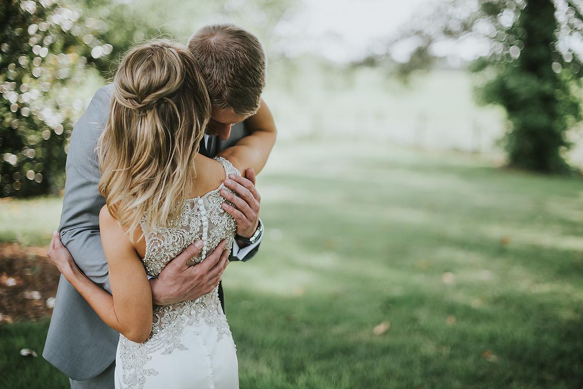 Country Wedding Mebane NC