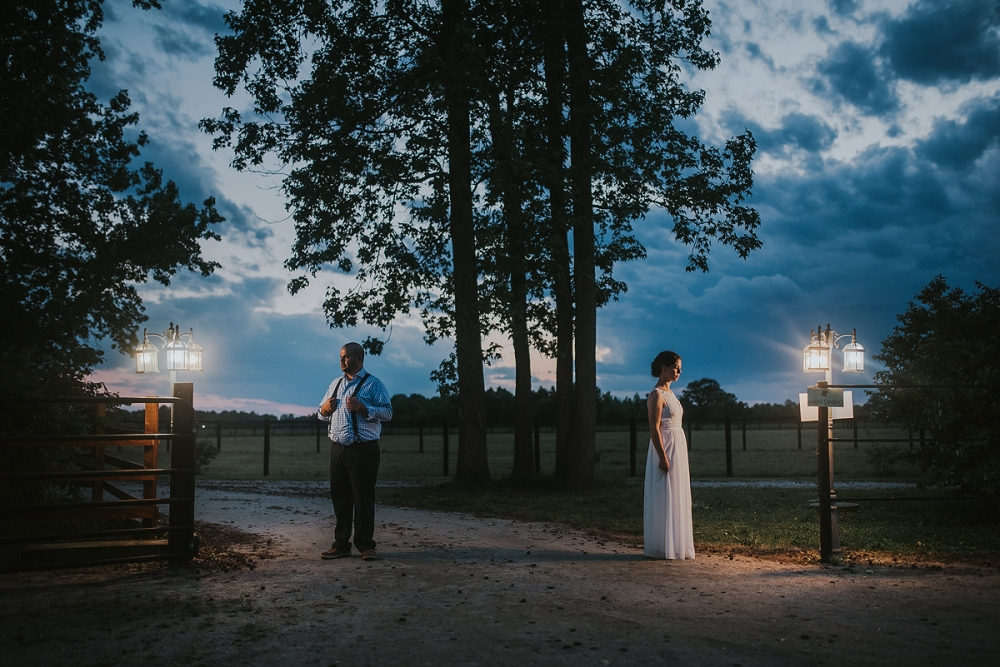 Wilson NC Wedding
