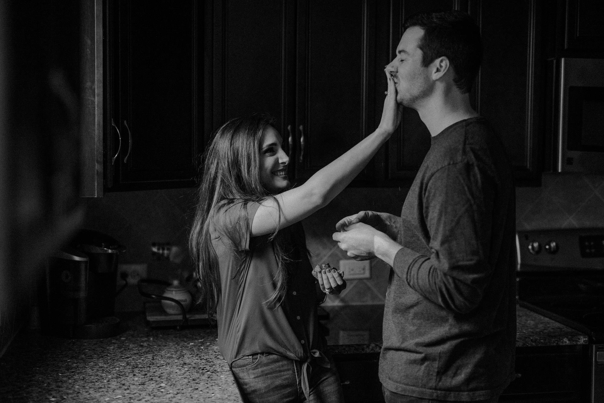 Cookie fight engagement