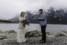 Lake Minnewonka Elopement Photographer